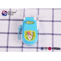 China PP HIPS Custom Design Kids Electronic Mobile Phone Toy Pantone Color wholesale