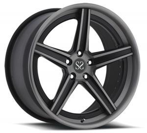 China forged magnesium aluminum alloy wheels rims 22 inch wholesale