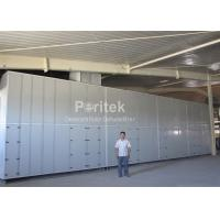 China Big Airflow Dehumidification Systems For Pharmaceutical Fluidized bed on sale