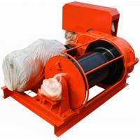 China Low Noise Light Duty Small Electric Winch With Electromagnetic Brake wholesale