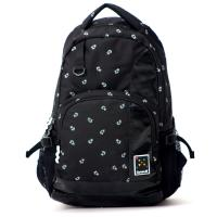 China Heavy Duty  Laptop Outdoor Sports Backpack Printed Polyester Leisure For Students wholesale