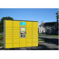 Buy cheap Electronic Parcel Delivery Box with 32 Inch Touch Screen, Outdoor Smart Locker from wholesalers