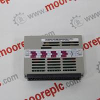 China 1C31132G01 WESTINGHOUSE ANALOG OUTPUT PERSONALITY MODULE EMERSON Parts wholesale