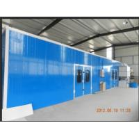 Quality Infrared Downdraft Furniture Spray Booth Equipment , 6KW 380V for sale