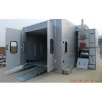 Quality Outdoor and indoor Paint Car Spray Baking Oven with EPS panels for sale