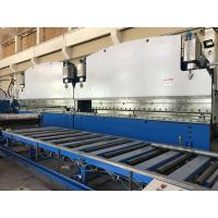Buy cheap Safe CNC Synchro hydraulic tandem press brake 14000mm Width 2-1200T / 7000mm from wholesalers