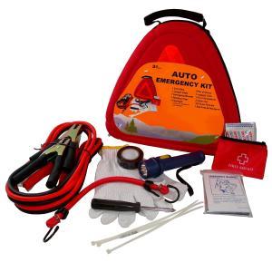 China Survival Supplies-31pcs Road Travel Kit - Emergency Kit, Item# 1045 wholesale