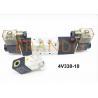 China Inner Pilot Type 5/3 Way Pneumatic Solenoid Valve 4V300 Series 4V330-10 wholesale