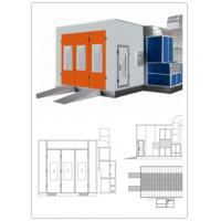 China Horizontal Laminar Air Flow Vertical Clean Room Equipment 0.3m/s - 0.6m/s wholesale