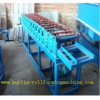China 45# Steel Stud Roll Forming Machine for Roof Ceiling Batten 7.5kw Power wholesale