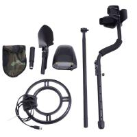 Buy cheap Highest Sensitivity Ground Metal Detector , Gold And Treasure Detector Underground Search from wholesalers