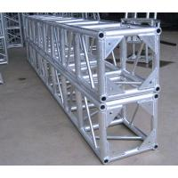 China 30cm * 30cm Silver Bolt Aluminum Stage Truss Square Lighting Truss SGS Approved wholesale