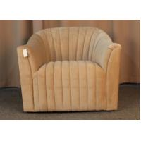 China French Country Style Single Seater Sofa Classic / Ancient One Person Sofa wholesale
