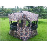 China Large foldable deer hunting ground blinds with Hub 1.8X1.8X2.1M on sale