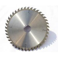 China OEM Circular Saw Blades For Wood Cutting Sharpening / Bottom Scoring wholesale