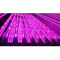 Buy cheap 1200mm Hydroponic Led Grow Light Tube For Vertical Farm , Water Resistance from wholesalers