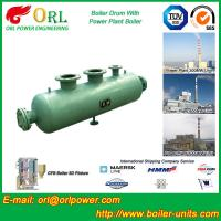 China Water Heat Boiler Mud Drum / Boiler Drum Once Through For Power Station wholesale