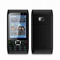 Dual SIM Card Dual Standby Mobile Phone with 2.8-inch Display and High Definition Touch Screen