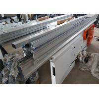 China Precision Sliding Table Panel Saw Woodworking Machine With Scoring Blade wholesale