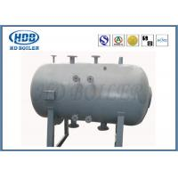 China Non Toxic Floor Standing Boiler Steam Drum For CFB Boiler Corrosion Resistance wholesale