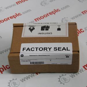 China ALLEN BRADLEY 1747-BA SLC Lithium Battery wholesale