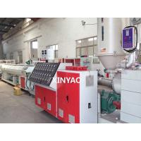 Buy cheap PE pipe production line (16-630mm) from wholesalers
