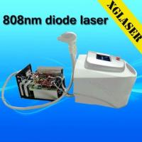 China 808nm diode laser professional permanent hair removal XG-P1 wholesale