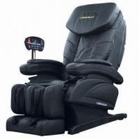 China High-grade Massage Chair with Air Pressure Massage Function and Extendable/Retractable Footrest on sale