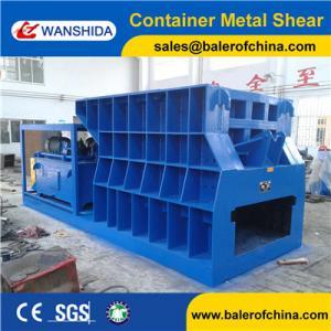 China Horizontal Scrap Metal Shear wholesale