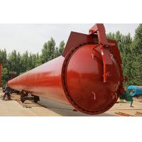 China Horizontal AAC Autoclave , Steam Sterilization Autoclave High Efficiency wholesale