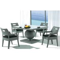 China Outdoor furniture wicker dinning table-9116 wholesale