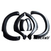China Pocket Style Wheel Arch Fender Flares For Toyota Hilux Vigo Duble Cab 05 - 11 wholesale