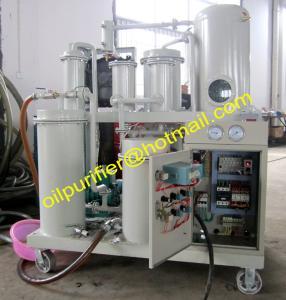 China vacuum lube oil purification machine, oil filtration plant, for stream turbine, hydraulic wholesale