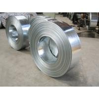 China chromated / oiled G40 - G90, ASTM A653, JIS G3302 Hot Dipped Galvanized Steel Strip wholesale