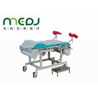 China Steel Frame Gynecological Examination Bed Remote Control Change Sheet wholesale