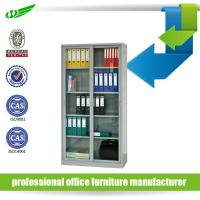 China Glass door filing cabinet wholesale