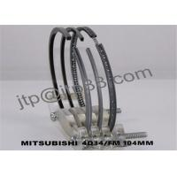 China ME997240 Car / Truck / Generator Parts Engine Piston Rings For 4D34 wholesale