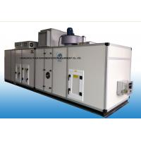China Pharmaceutical Industry Desiccant Wheel Dehumidifier 7000m3/h wholesale
