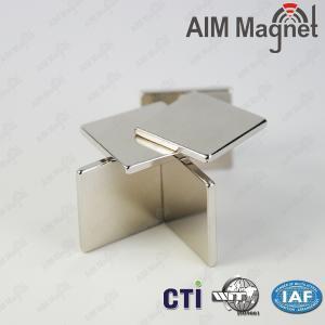 China Strong block neodymium magnet wholesale