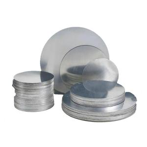 China 1100 3003 Aluminum Round Circle Disk Disc For Cookwares wholesale
