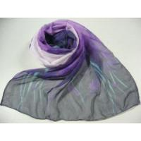 China Fashion Printed Polyester Scarf (HP-C4506) wholesale