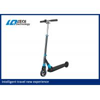 China back motor 250w powerful simple aluminum foldable electric scooter wholesale