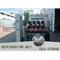 China Fish Cooling Freezer Cold Room -25 Degree 150MM PU Insulation Panel wholesale