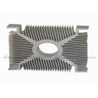 China Anodizing Aluminum Extrusion Radiator Profile For Industry Field Equipment Chilling wholesale