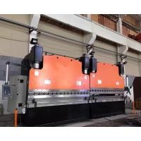 China V Groove CNC Tandem heavy duty press brake For Bending Steel Plates 25mm 32000KN wholesale