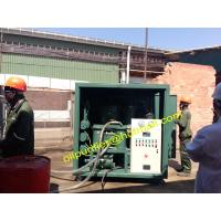 China New technology transformer oil purifier filter units, oil purification equipo in Zambia wholesale