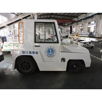 China 4130 Kilogram Airport Baggage Tractor , Aviation Ground Support Equipment wholesale