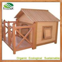 China China Wpc Products / Chinese Wooden Dog Crate Dog Kennel Dog Cage Dog House wholesale
