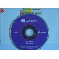 China Original Microsoft Windows 10 Pro 64 Bit  32 Bit COA Sticker Full Version wholesale
