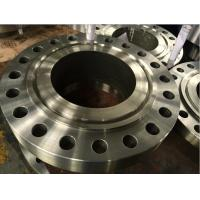 China Steel Flange, Compact Flanges, 1/2Inch - 48Inch ,And 150# To 2500# With A182 / F51 / Inconel 625. wholesale